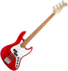 Sadowsky MetroExpress P/J Bass Morado 4 String - Solid Candy Apple Red Metallic