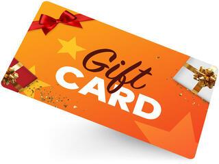 Muziker Gift Card Voucher