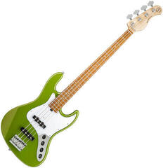 Sadowsky MetroExpress J/J Bass Morado 4 String - Solid Sage Green Metallic