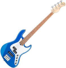 Sadowsky MetroExpress P/J Bass Morado 4 String - Solid Ocean Blue Metallic