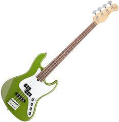 Sadowsky MetroExpress P/J Bass Morado 4 String - Solid Sage Green Metallic