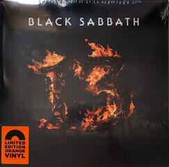 Black Sabbath 13 (2 LP Orange Flame Vinyl)