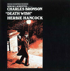 Herbie Hancock Death Wish OST (CD)
