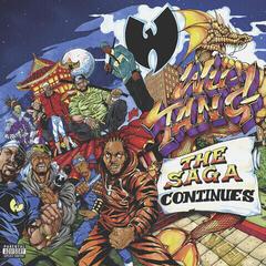 Wu-Tang Clan Saga Continues (CD)
