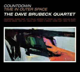 Dave Brubeck Time Out + Countdown - Time In Outer Space (CD)