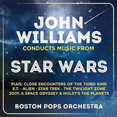 John Williams Conducts Music From Star Wars (2 CD)