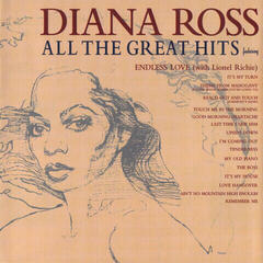 Diana Ross All The Greatest Hits (CD)