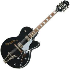 Epiphone Emperor Swingster Black Aged Gloss