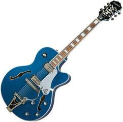 Epiphone Emperor Swingster Delta Blue Metallic