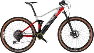 Wilier 101FX Hybrid 29'' Grey/Black/Red Matt M 2021