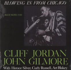 Cliff Jordan Blowing In From Chicago (Mono) (2 LP)
