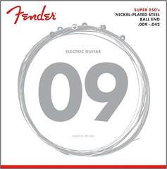 Fender Super Nickel Plated Steel Strings 250L