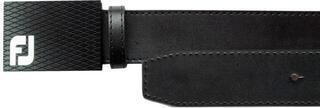 Footjoy Leather Mens Belt Black