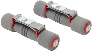 Reebok Softgrip Dumbbells Red 1 kg