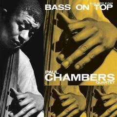 Paul Chambers Bass On Top (LP)