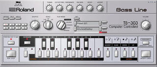 Roland TB-303 Key (Digital product)
