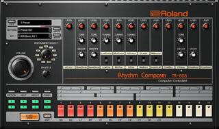 Roland TR-808 Key (Digital product)