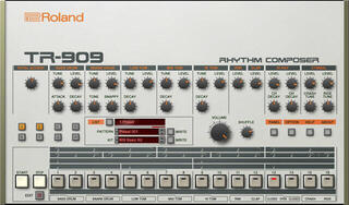 Roland TR-909 Key (Digital product)