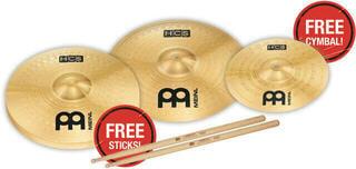 Meinl Cymbals HCS Bonus Pack Cymbal Set
