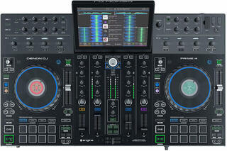 Denon Prime 4 DJ konzolok